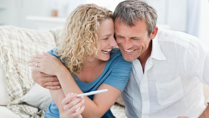 Долгожданная беременность – счастье для двоих
