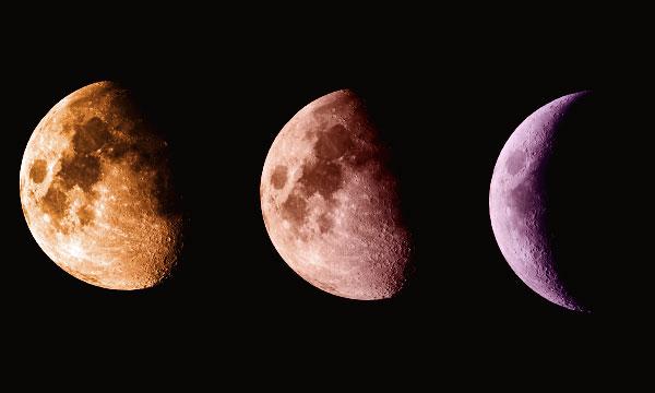 Магические обряды на похудение выполняют на убывающую луну