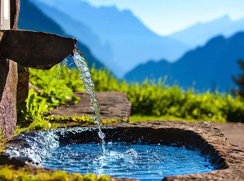 Вода – источник жизненных сил и энергии