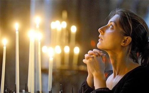 Молитва у иконы на зачатие ребенка