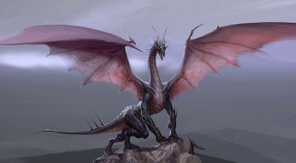 Дракон имеет пятый номер в двенадцатилетнем цикле по восточному календарю