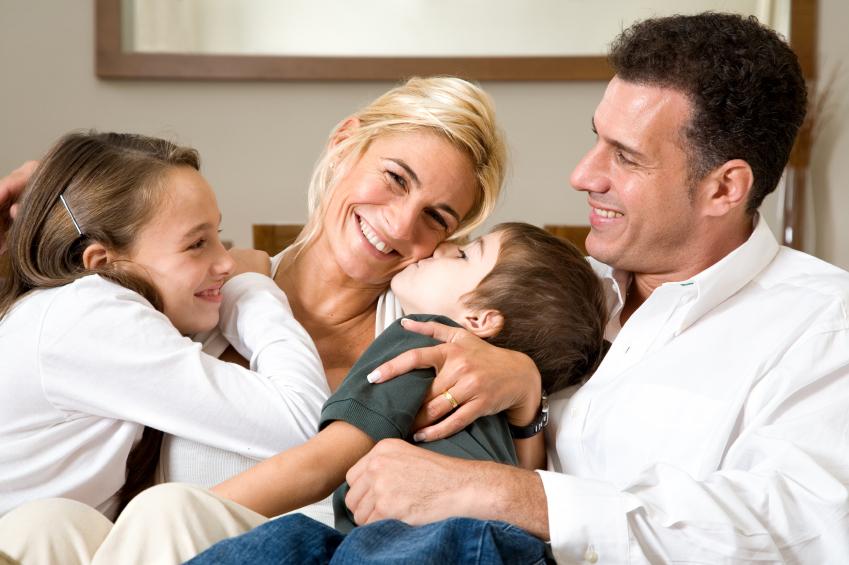 В семье представителей этого знака царит любовь и гармония
