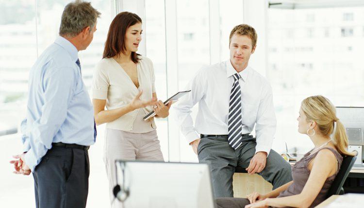 Визуализация как метод улучшения отношений с коллегами