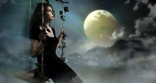 Каждая фаза луны влияет а магию