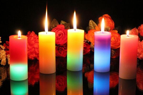 Магия свечей поможет вернуть чувства любимого и даже разбогатеть