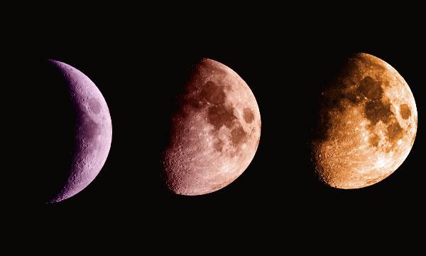 Растущая луна - сильнейший накопитель энергии