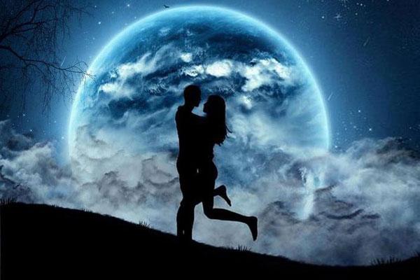 Заговоры в полнолуние читают на любовь и страсть