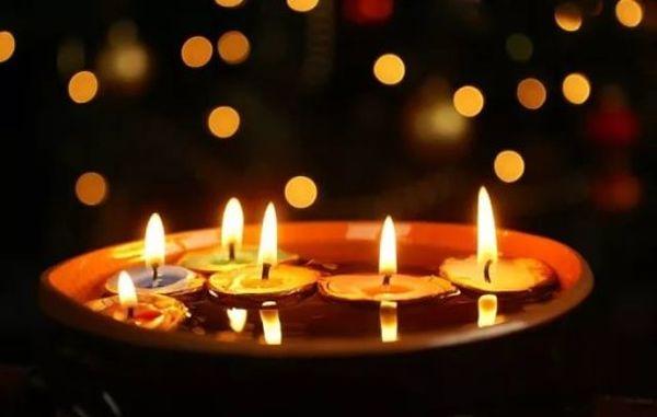 Для одного из ритуалов используют свечи и воду