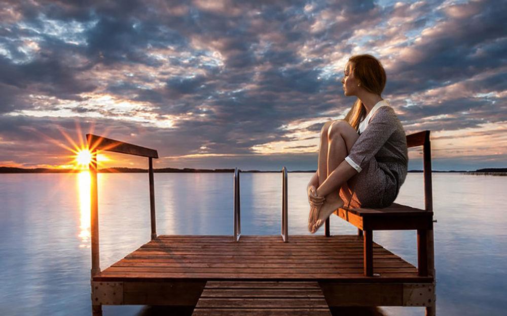 Женщинам присуща романтичность и мечтательность