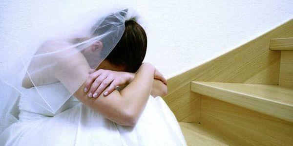 Отмена свадьбы символизирует наступление сложного периода в отношениях с избранником