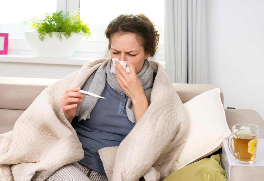 Стрельцы предрасположены к простудным заболеваниям