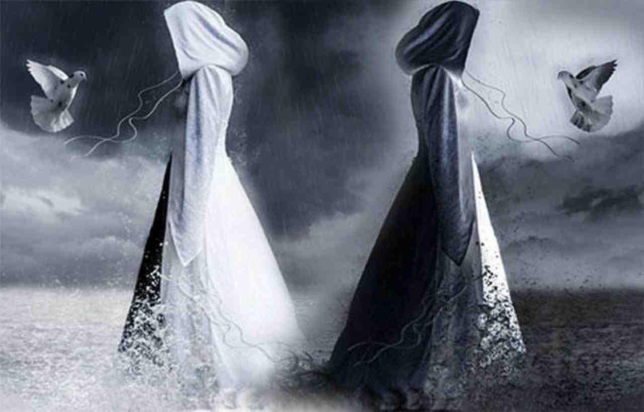 Белая и черная магия – две крайности