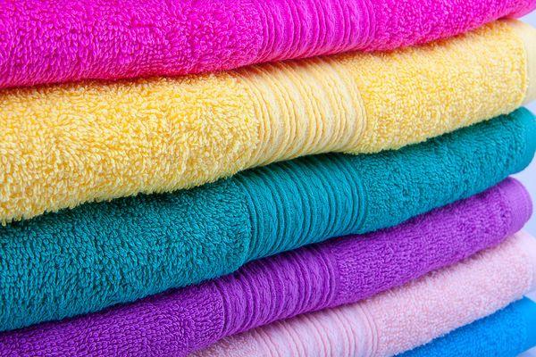Для срочного получения денег возьмите полотенце из натуральной ткани