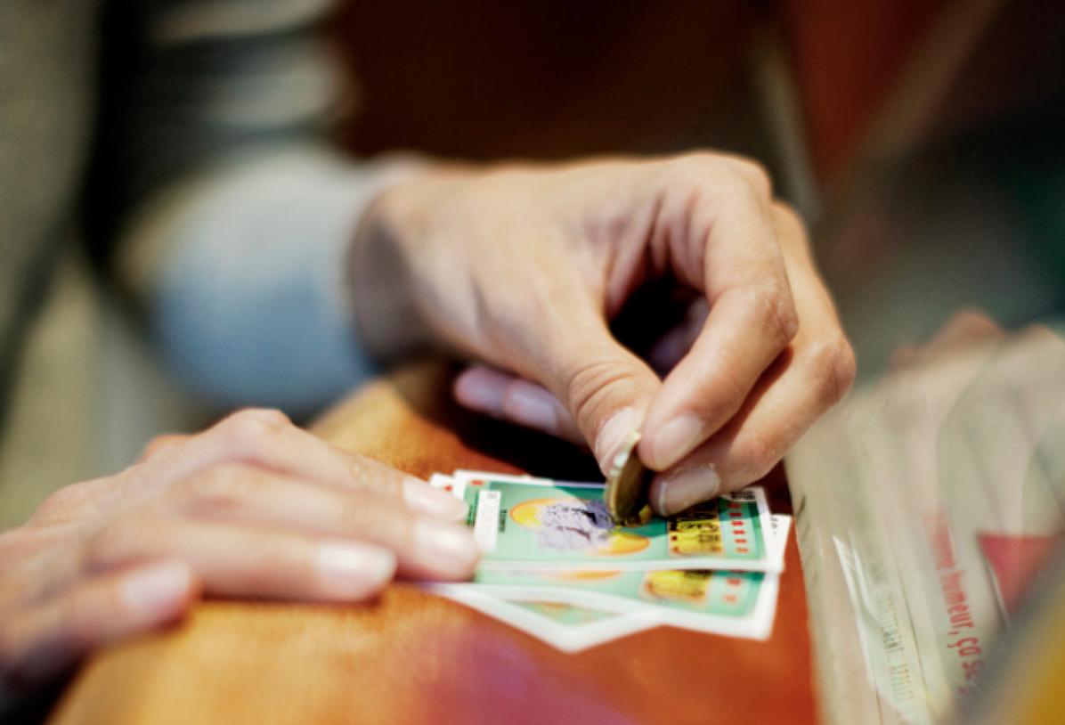 «Легкие» деньги – выигрыш в лотерею