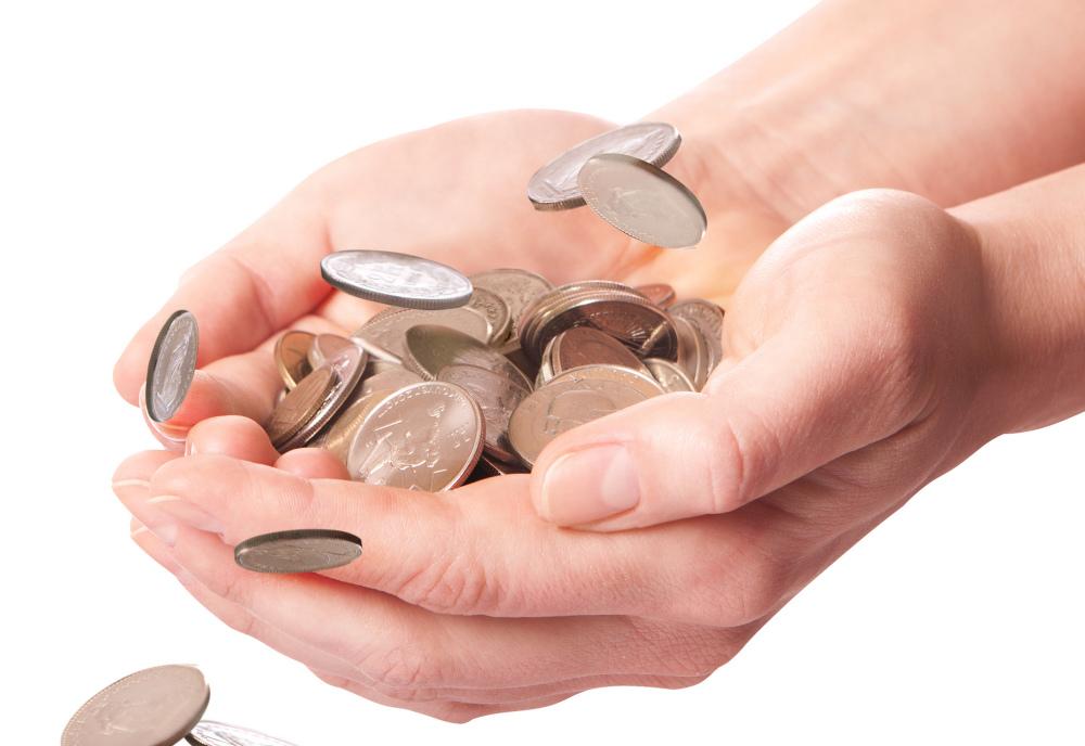 Магические ритуалы на выигрыш проводят с монетами