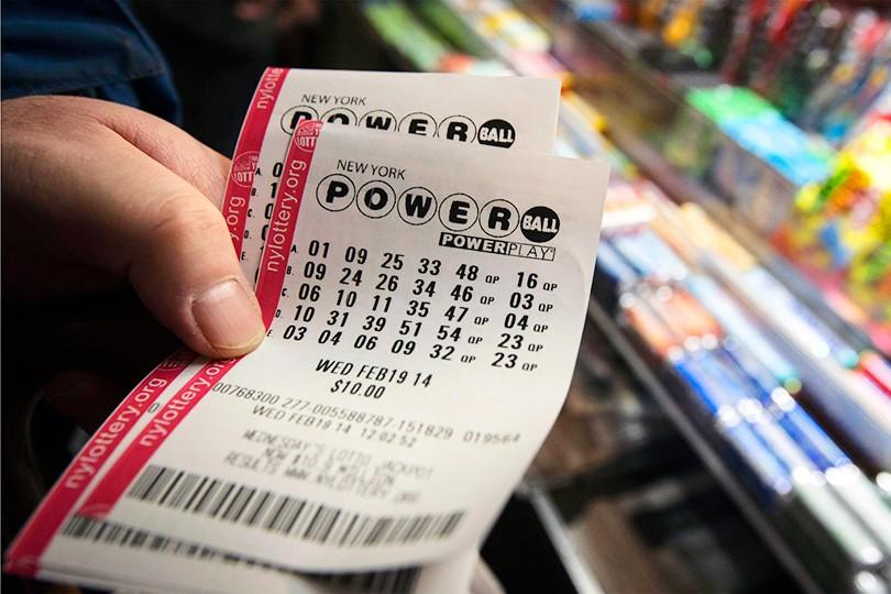 Лотерейный билет как атрибут магического ритуала